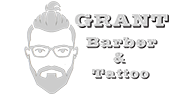 Grant Barber & Tattoo Logo